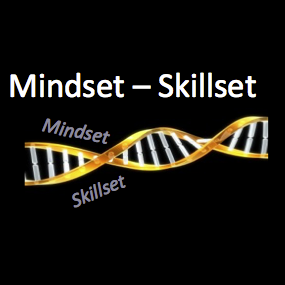 mindset and skill set